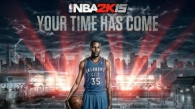Сравнение графики NBA 2K15 vs. NBA Live 15