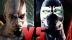 DEATH BATTLE!: Kratos VS Spawn