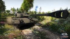 Тяжелый танк T32