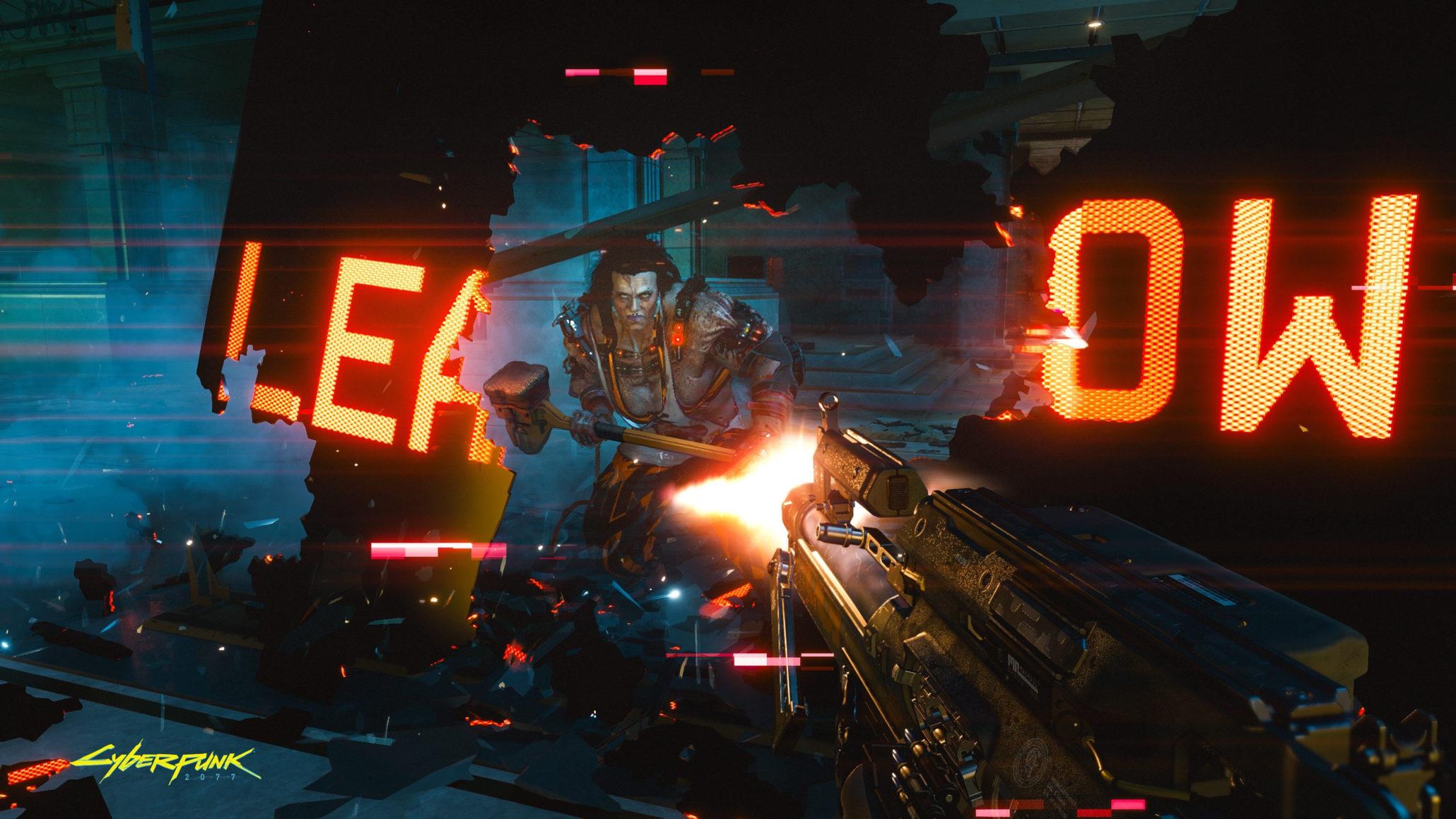 В Cyberpunk 2077 будет 75 уличных историй. Разработчики восхищаются глобальным освещением в игре