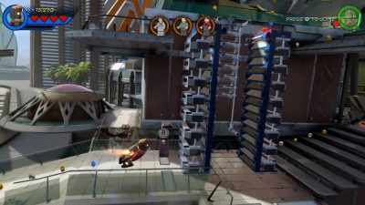 Первые 13 минут LEGO Marvel Super Heroes 2