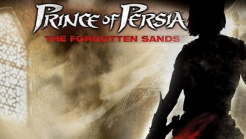Запуск сайта Prince Of Persia: The Forgotten Sands