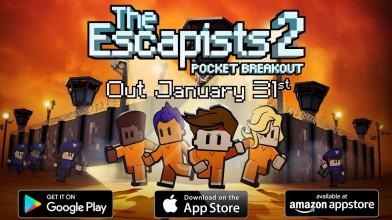 Мобильная версия The Escapists 2 выйдет 31 января