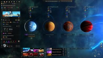 Endless Space 2 получила сразу два небольших дополнения