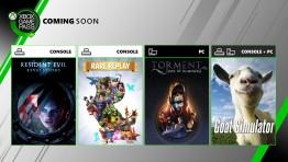 Microsoft объявили о пополнении списка игр для Xbox Game Pass