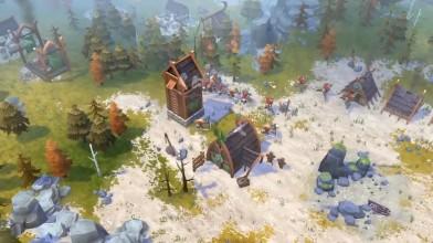 Релизный трейлер стратегии про викингов Northgard