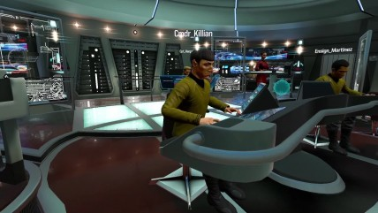 Релизный трейлер Star Trek: Bridge Crew | PlayStation VR