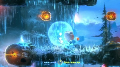 "Ori And The Blind Forest ""Геймплей Xbox One"""