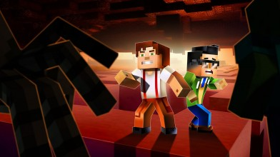 Вышел третий эпизод Minecraft: Story Mode - Season Two