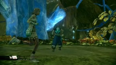 "Final Fantasy XIII-2 ""Moogle Trailer"""