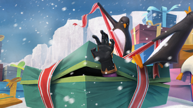 The Pinch Who Stole Christmas в RuneScape