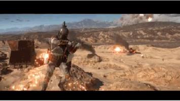 Боба Фетт - один из играбельных персонажей Star Wars: Battlefront