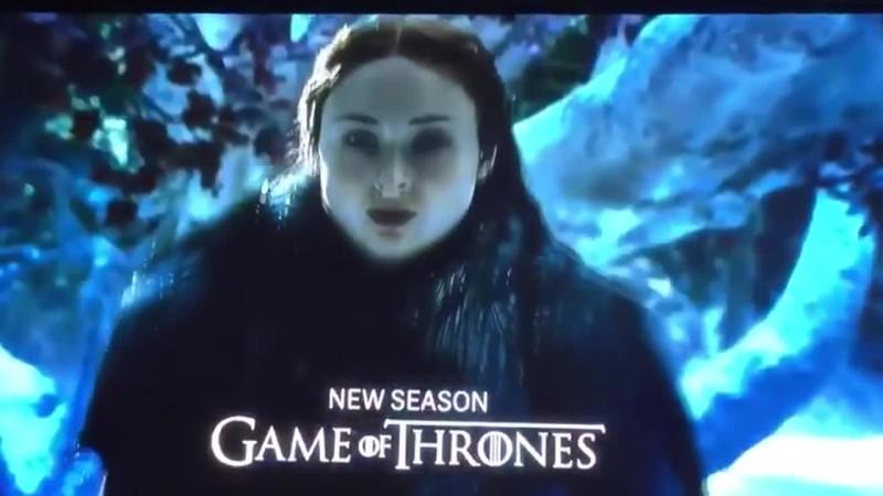 Появились первые кадры из 7 сезона
