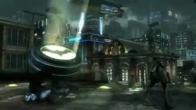 "Injustice: Gods Among Us ""Catwomen vs Raven Геймплей"""