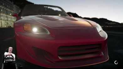 Сумасшедшая фул тюненая Honda S2000 Fast & Furious Edition - Forza Horizon 2 на руле Logitech G920