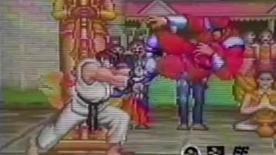 """Японские рекламы Street Fighter II и аркадного SNES контроллера """"Capcom Power Stick Fighter"""""""
