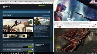 Взлом/обход Denuvo #48 (22.06.17). Steampunks вломали Sniper Elite 4!