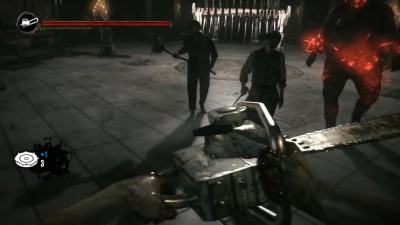 The Evil Within: The Executioner - ФИНАЛ ИГРЫ