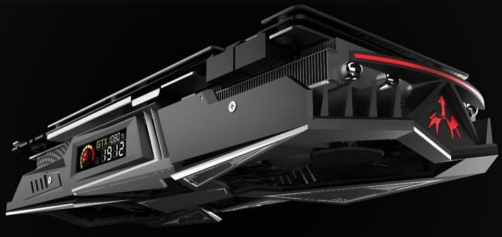 Colorful iGame GeForce GTX 1080 Ti Vulcan X OC