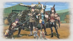 Список DLC для Valkyria Chronicles 4