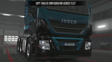 Euro Truck Simulator 2 - Обновление 1.35