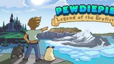В Steam состоялся выход игры PewDiePie: Legend of the Brofist