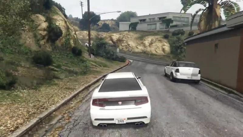 GTA 5 - Reshade с трассировкой лучей