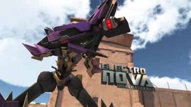 "Transformers Universe ""Трейлер трансформера Duststorm"""
