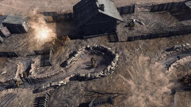 Новый трейлер и скриншоты Gates of Hell
