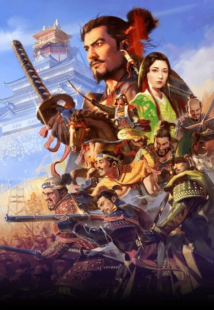 Koei Tecmo анонсировала Nobunaga's Ambition: Rebirth