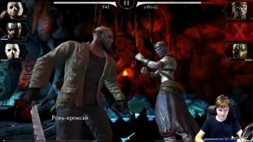 Какой джейсон вурхиз сильнее? || MORTAL KOMBAT X MOBILE