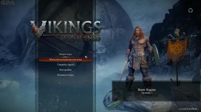 Викинг рубит всех Vikings - Wolves of Midgard [ArtGames LP]