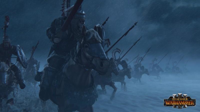 Total War: Warhammer 3 официально анонсирована, выйдет позже в этом году