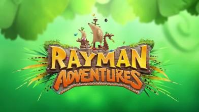Трейлер анонса Rayman Adventures