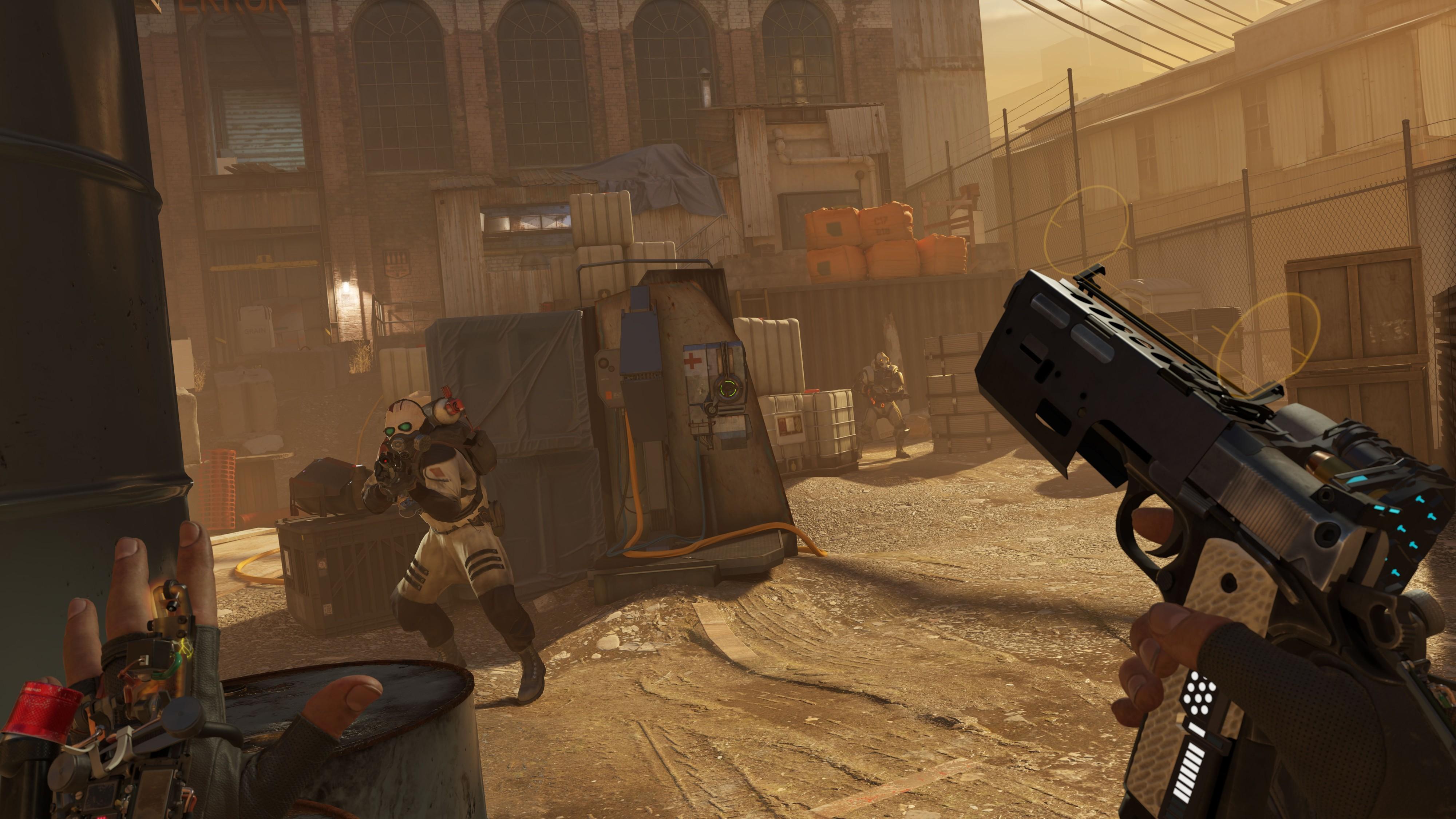 Half-Life: Alyx дата выхода - 23 марта