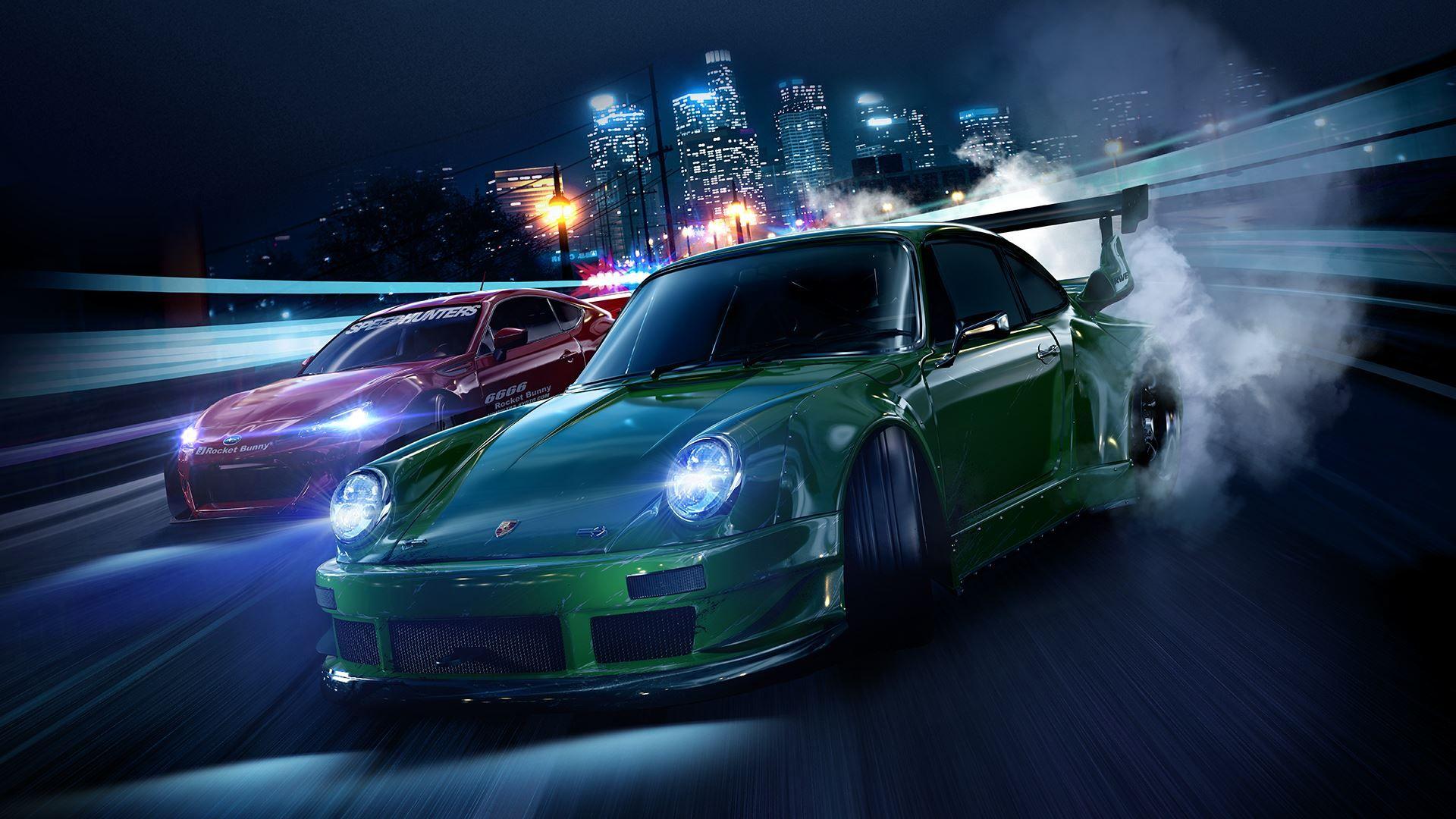 Серию Need for Speed ожидает перезапуск