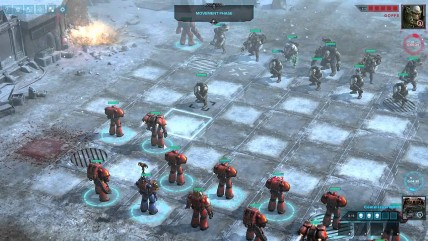 Warhammer 40,000: Regicide вышла на Android