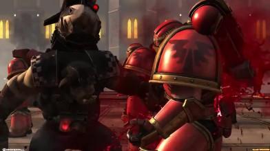 "Warhammer 40,000: Regicide ""Русский релизный трейлер"""