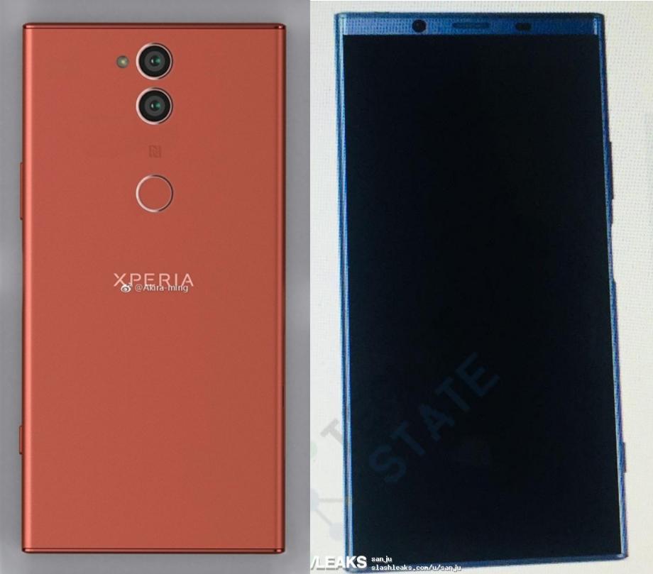 Сони Xperia Z2 может получить двойные камеры ипроцессор Snapdragon 845