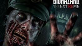 В Universal Studio Japan запускается новый аттракцион - Biohazard: The Extreme