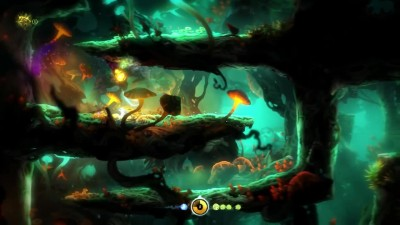 Геймплей Ori and the Blind Forest Definitive Edition