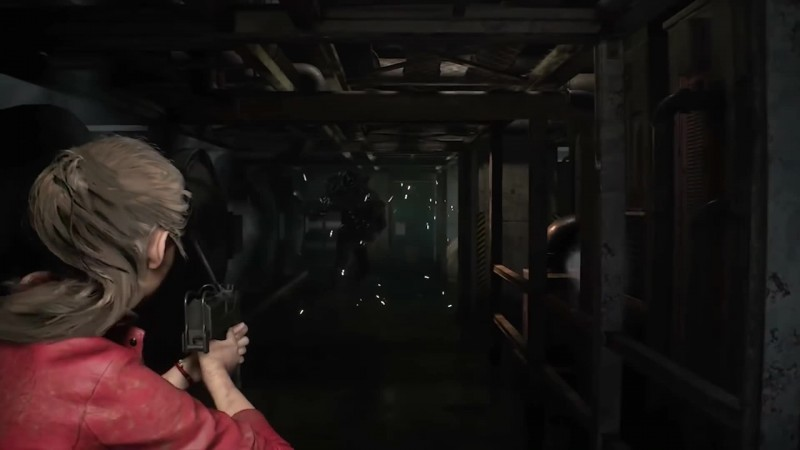 Resident Evil 2 Remake (геймплей Gamescom 2018) - русский и ламповый - VHSник