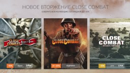 Close Combat: Invasion: Normandy, Cross of Iron и Modern Tactics вышли в GOG