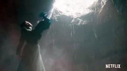 В трейлере сериала The Witcher была не Калантэ?