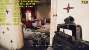 Rainbow Six Siedge AMD Phenom ii X4 955 GTX 950 (1080,900,720)