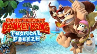Обзор Donkey Kong Country: Tropical Freeze