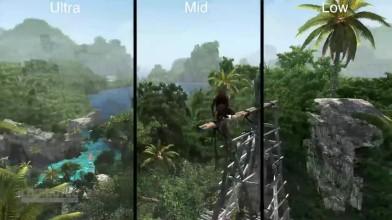 Assassin's Creed 4:Black Flag - Сравнение настроек графики: Ultra vs Low - PC