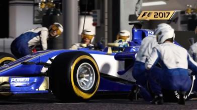 Релизный трейлер F1 2017