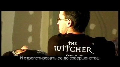 "The Witcher ""Archive Materials - Fighting Part 1"""