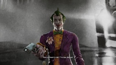 Batman Return to Arkham City Прохождение - Часть 11 - Последнее выступление